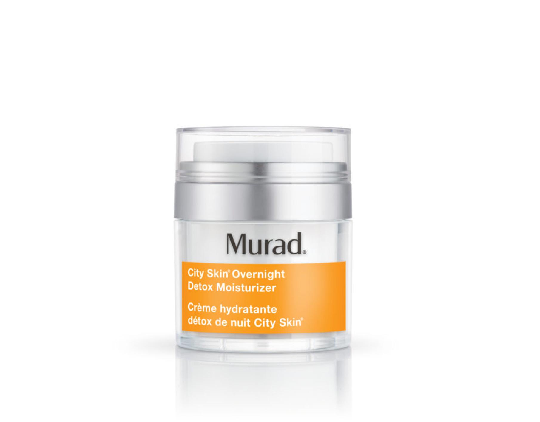 City Skin Overnight Detox Moisturiser (50ml)