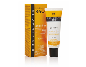 360 Colour Oil Free Gel Beige (50ml)